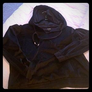 Velour Michael Kors size XL (used once) jet black
